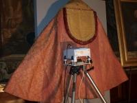 Mondovì, Sale del Vescovado, Piviale di San Pio V